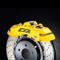 Big Brake Kit D2 Audi RS6 4F (TYPE II) 08~10 Tył